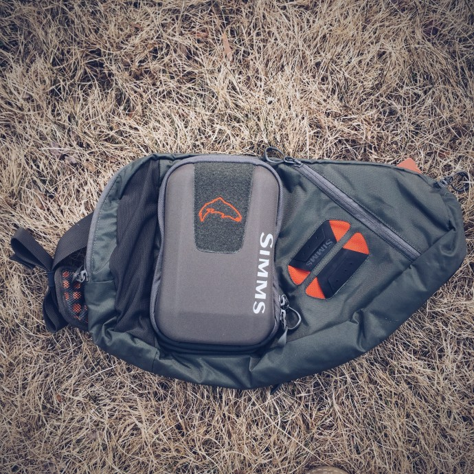 Simms Headwaters Sling Pack Review Gear Science