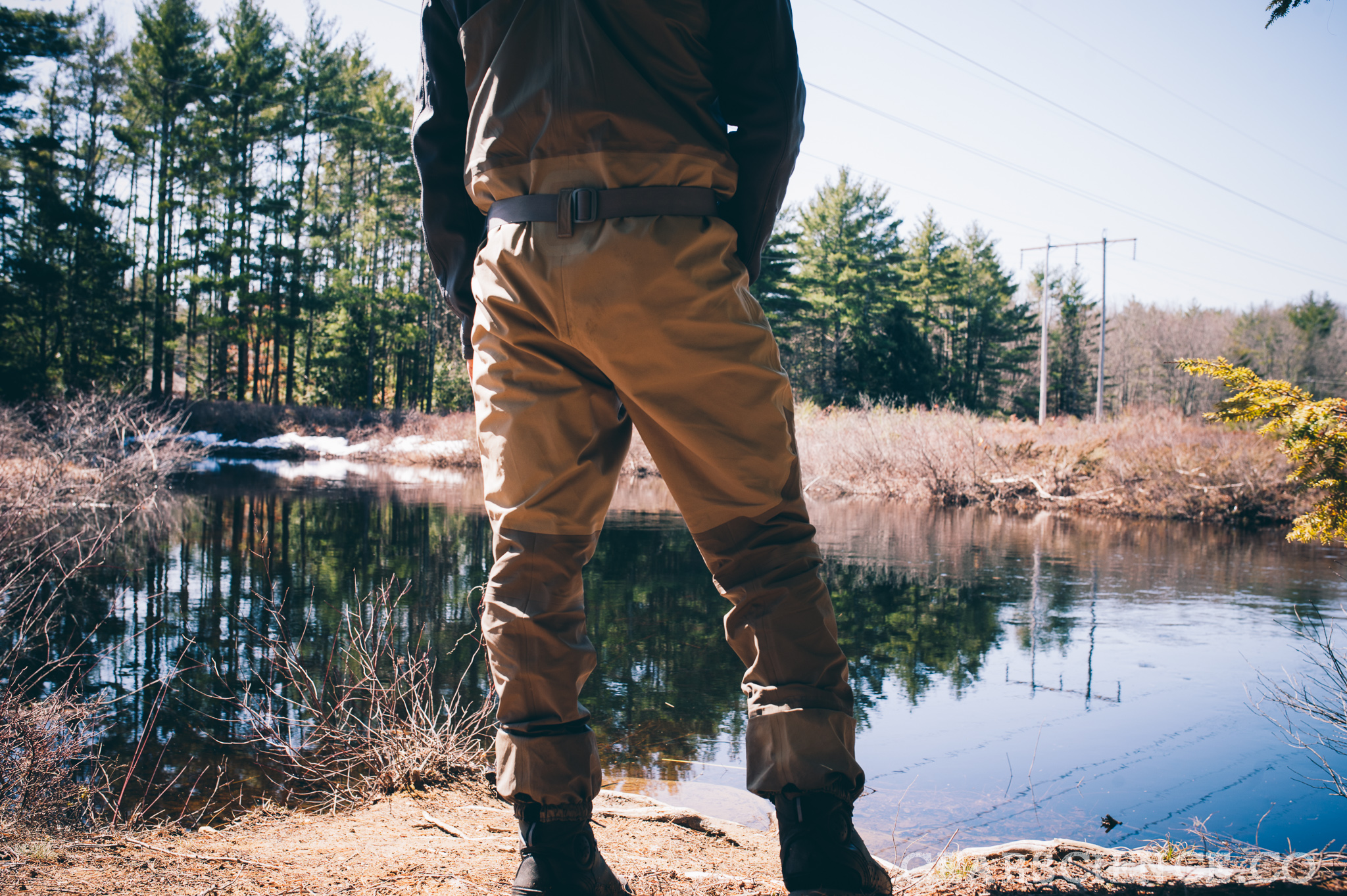 Orvis silver sonic waders review gear science for Fishing waders reviews
