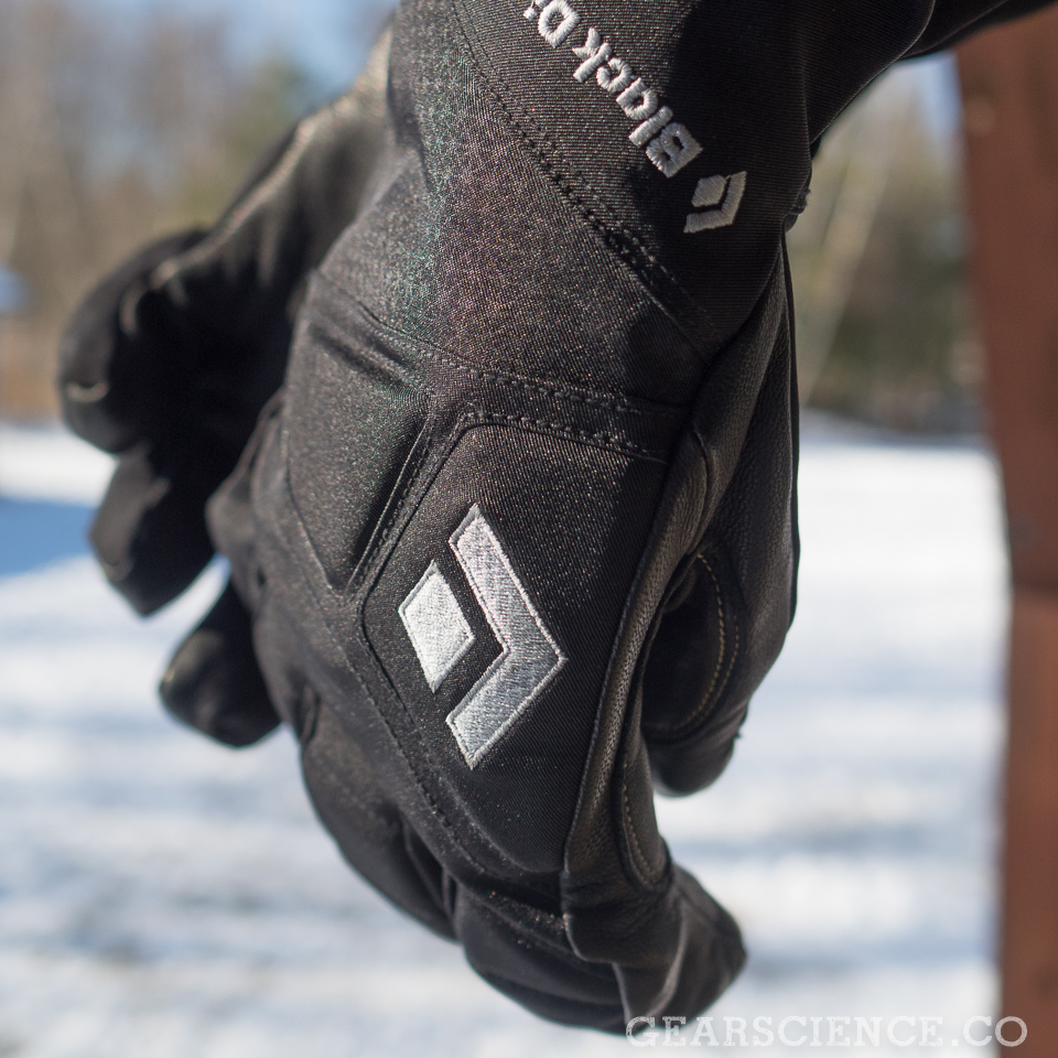 [Review] Black Diamond Punisher Glove • Gear Science